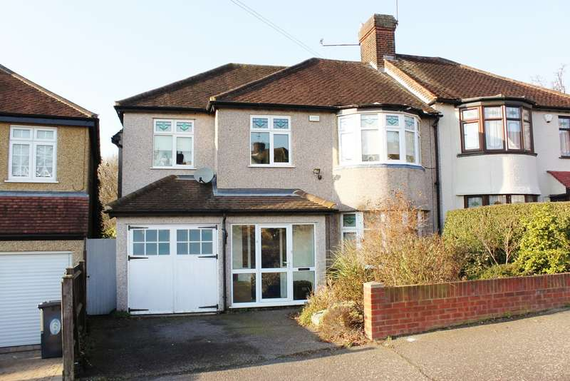 4 Bedrooms Semi Detached House for sale in Keynsham Avenue, Woodford Green