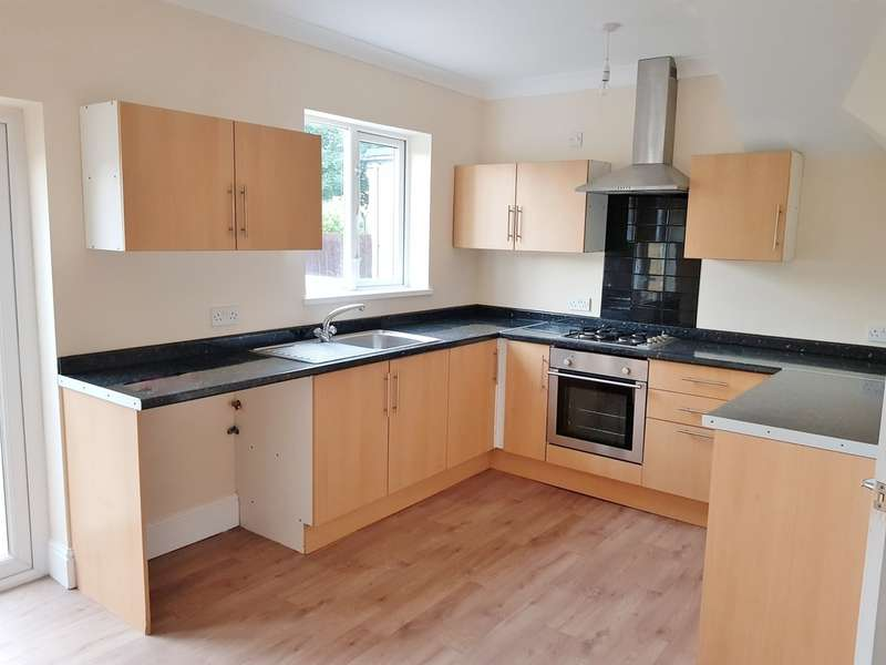 3 Bedrooms End Of Terrace House for rent in James Reckitt Avenue, HU8