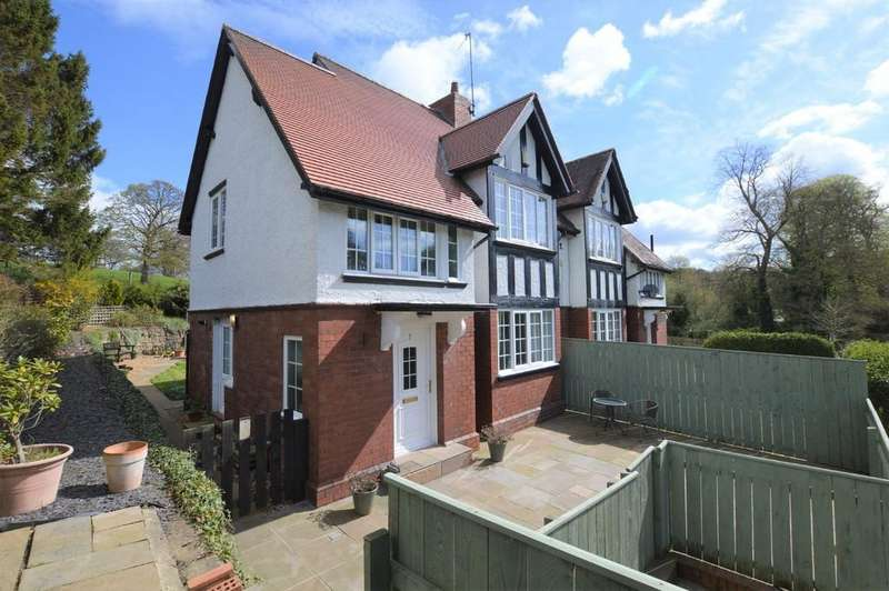 3 Bedrooms Semi Detached House for sale in Castle Hill Cottages, Wylam