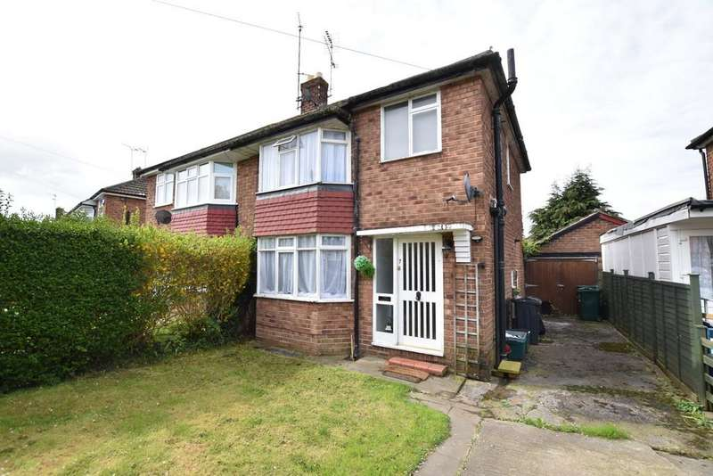 2 Bedrooms Semi Detached House for sale in Kings Close, Chester