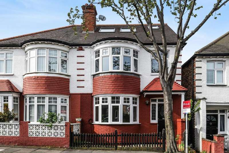 5 Bedrooms Terraced House for sale in Craignair Road, Brixton