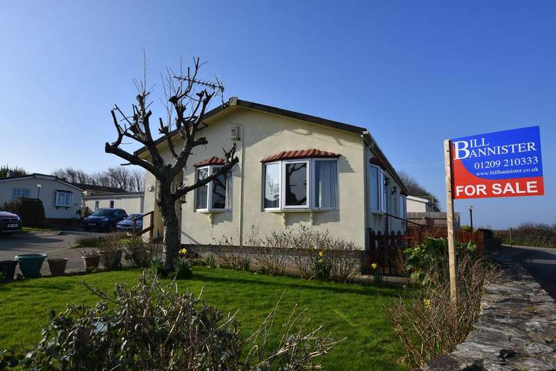 2 Bedrooms Park Home Mobile Home for sale in Enys Redenek, Camborne TR14