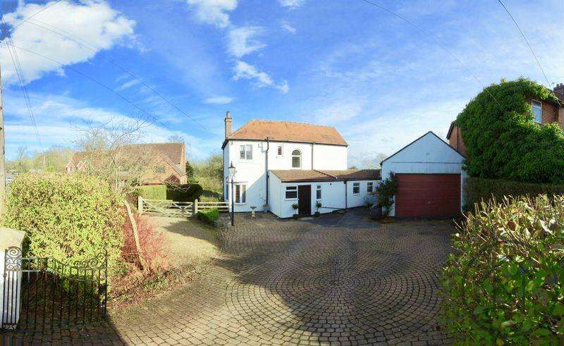 5 Bedrooms Detached House for sale in Carisbrooke House Middridge Road, Rushyford