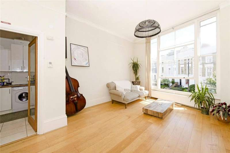 1 Bedroom Flat for sale in Torriano Avenue, Kentish Town, London
