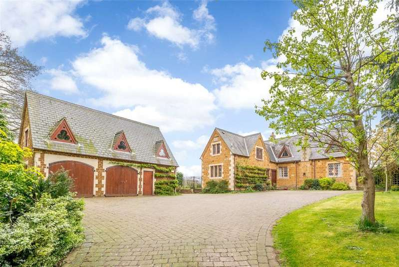 4 Bedrooms Detached House for sale in Church Lane, Cransley, Kettering, Northamptonshire, NN14