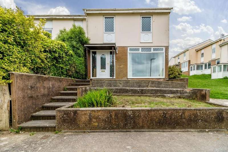 3 Bedrooms End Of Terrace House for sale in Westfield, Plympton