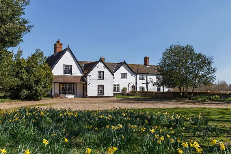Land Commercial for sale in The Lodge Farm Estate, Gasthorpe, Norfolk