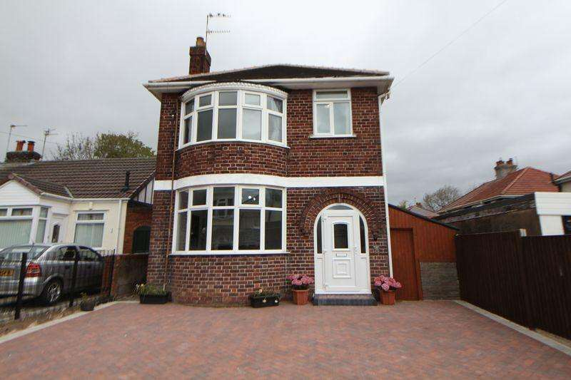 3 Bedrooms Detached House for sale in Woodland Drive, Upton