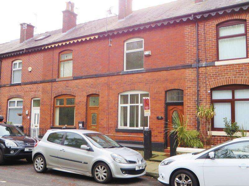 2 Bedrooms Terraced House for sale in Darbyshire Street, Radcliffe M26 2TT