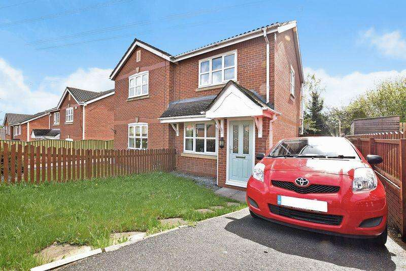 2 Bedrooms Semi Detached House for sale in Plover Drive, Runcorn