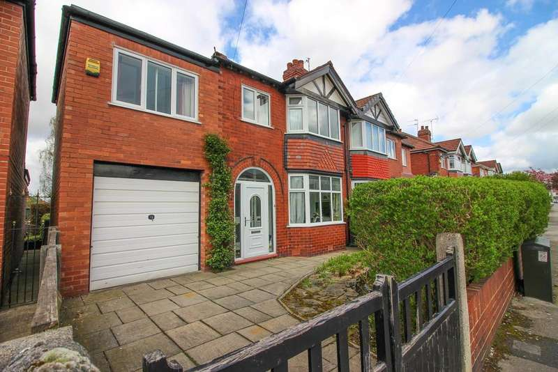 4 Bedrooms Semi Detached House for sale in Montagu Road, Offerton, Stockport, SK2
