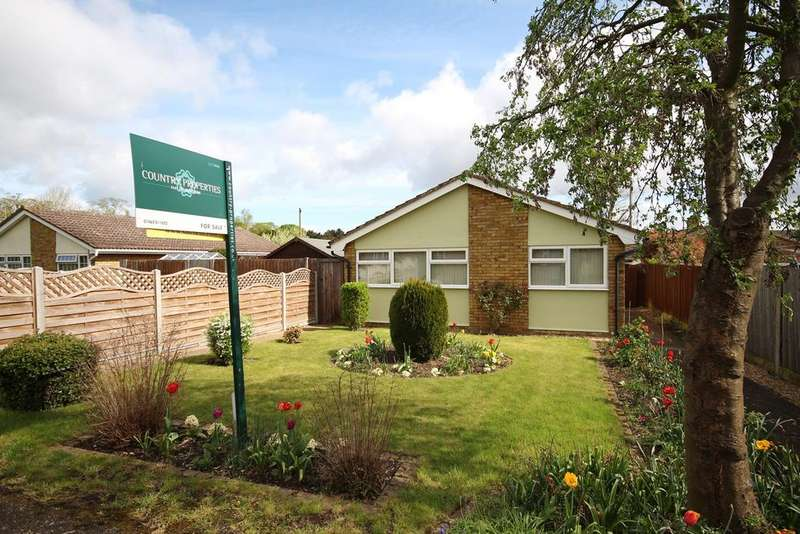3 Bedrooms Bungalow for sale in Rookery Walk, Clifton, SG17