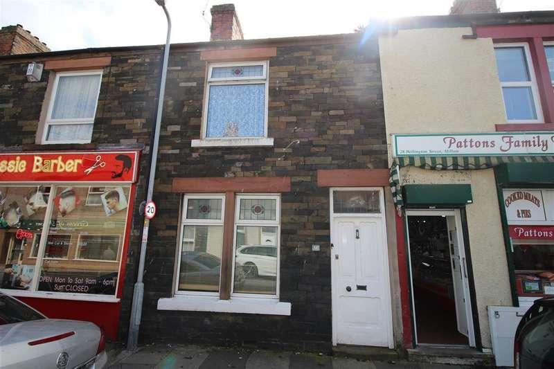 4 Bedrooms Terraced House for sale in Wellington Street, MILLOM
