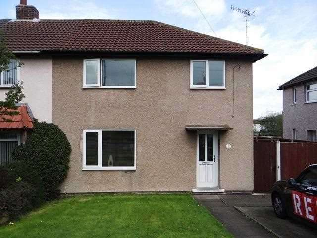 3 Bedrooms Semi Detached House for sale in Oakbank Avenue, Chesterfield