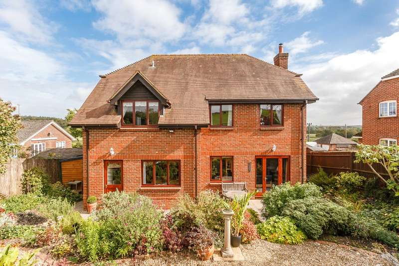 4 Bedrooms House for sale in Hurstbourne Priors, Whitchurch, Hampshire, RG28