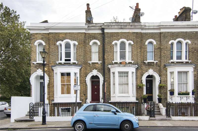 3 Bedrooms Terraced House for sale in Alderney Road, Stepney, London, E1