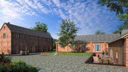 5 Bedrooms House for sale in Coole Barns, Coole Pilate, Nantwich, Cheshire