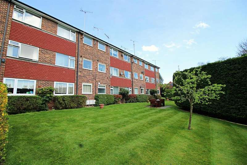 2 Bedrooms Apartment Flat for sale in Church Road, Caversham, Reading