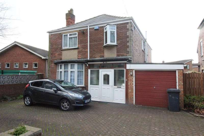 4 Bedrooms Detached House for sale in Cottingham Road, Hull