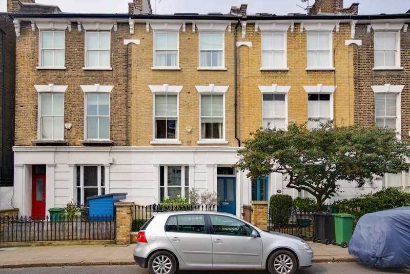 4 Bedrooms Terraced House for sale in Bartholomew Road, Kentish Town, London, NW5