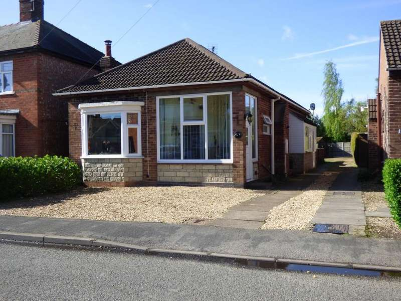 2 Bedrooms Detached Bungalow for sale in Albert Street, Spalding