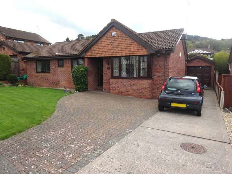 3 Bedrooms Detached Bungalow for sale in Lon Dirion, Abergele
