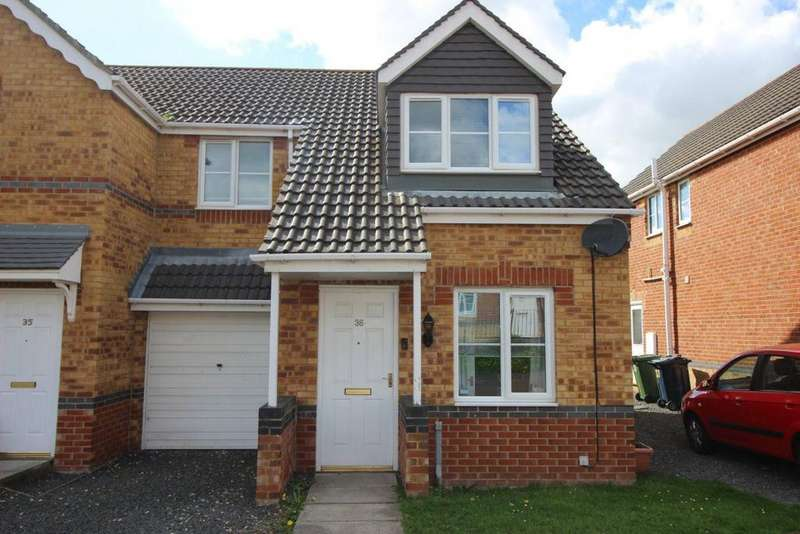 3 Bedrooms Semi Detached House for rent in Hevingham Close