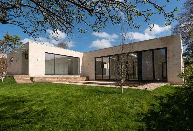 4 Bedrooms Detached House for sale in Richmond Road, Lansdown, Bath, BA1