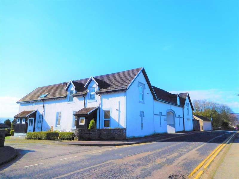 1 Bedroom Flat for sale in 3 Coach Houses, Argyll Road, Dunoon, PA23 8EJ