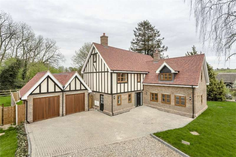 6 Bedrooms Detached House for sale in Kettle Green Lane, MUCH HADHAM, Hertfordshire