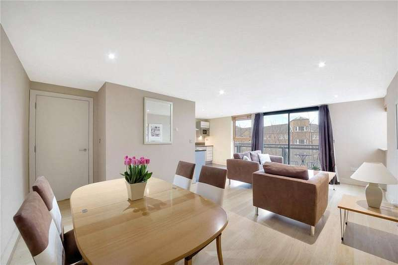 1 Bedroom Apartment Flat for sale in Galaxy Building, 5 Crews Street, E14