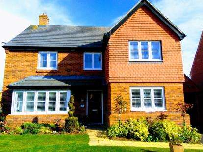 5 Bedrooms Detached House for sale in Rose Close, Cuddington, Northwich, Cheshire