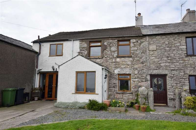 3 Bedrooms Terraced House for sale in The Green, Stainton With Adgarley, Cumbria