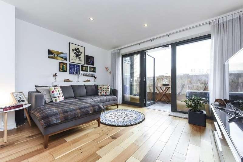 1 Bedroom Flat for sale in Bramah Road, London SW9