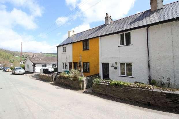 3 Bedrooms Terraced House for sale in Glyn Ceiriog, Llangollen, Clwyd, LL20 7NF
