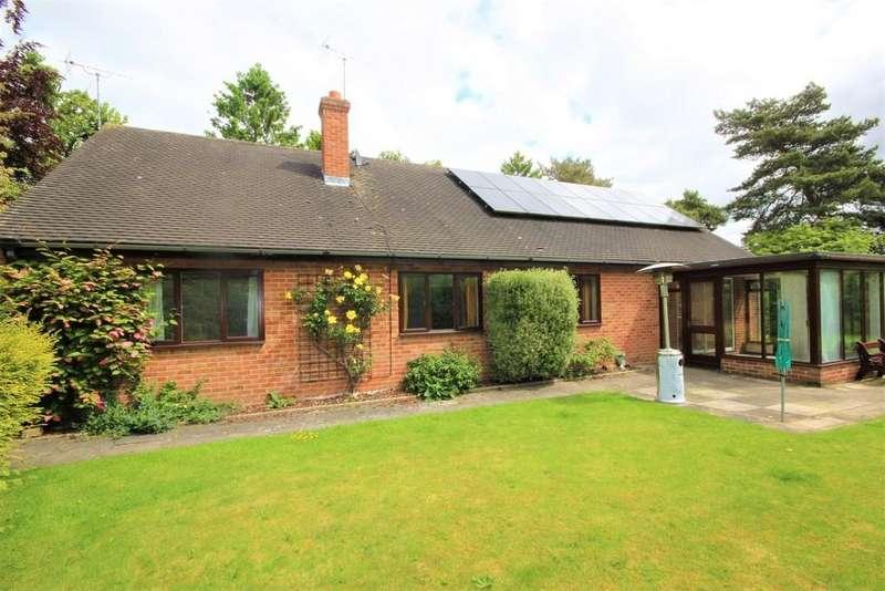 3 Bedrooms Detached House for rent in Fishpond Lane, Egginton