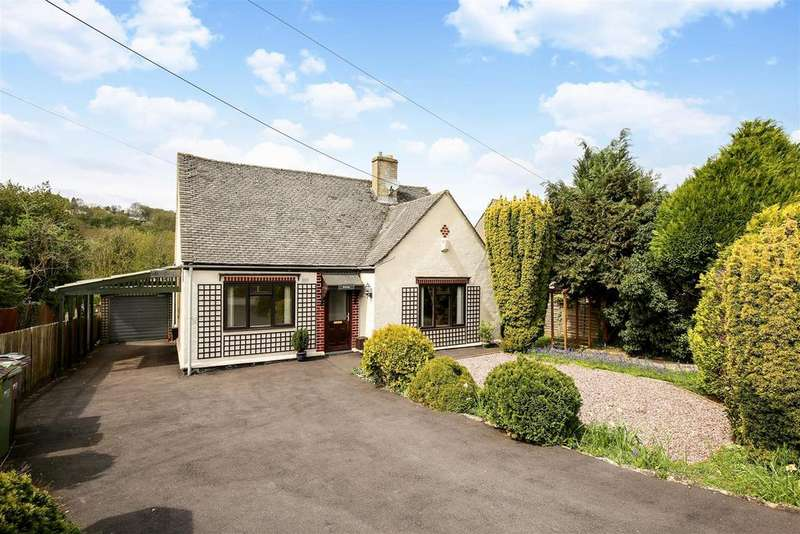 3 Bedrooms Bungalow for sale in Ash Road, Lightpill, Stroud