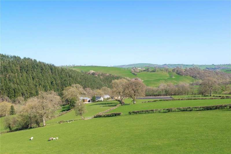 5 Bedrooms Equestrian Facility Character Property for sale in Llanfair Caereinion, Welshpool, Powys