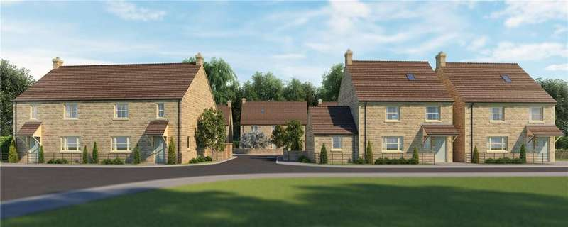 3 Bedrooms Semi Detached House for sale in Gwash Meadows, Ryhall, Stamford, Lincolnshire, PE9