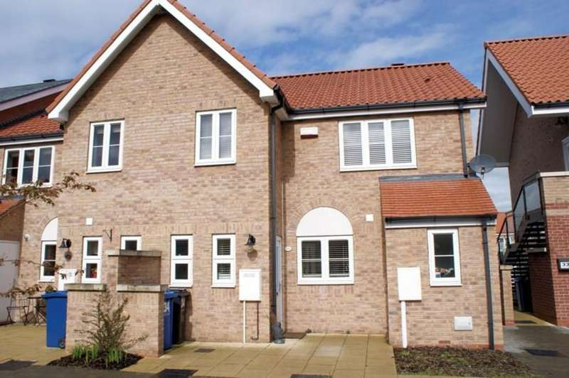 3 Bedrooms Semi Detached House for sale in Ellisons Quay, Burton Waters