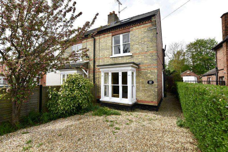 4 Bedrooms Semi Detached House for sale in North Road, Bourne