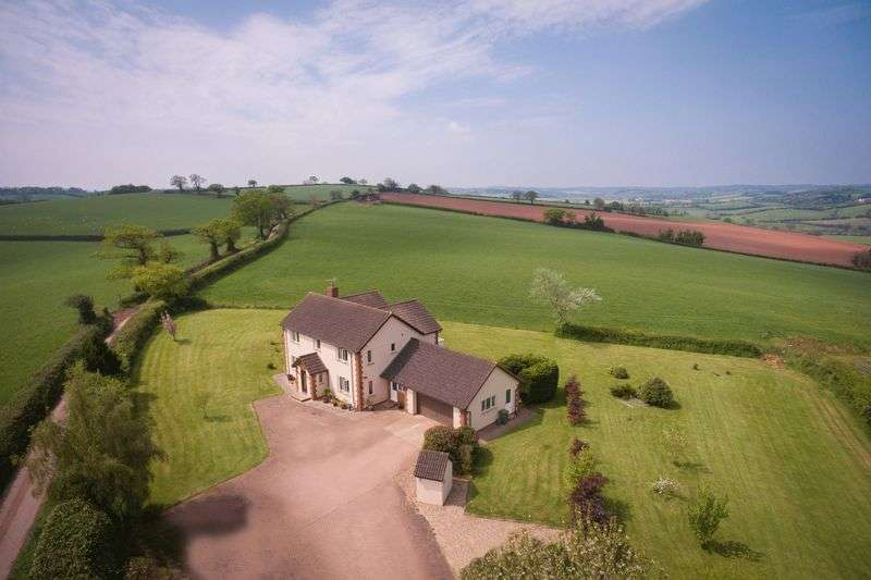 4 Bedrooms Property for sale in Cheriton Fitzpaine, Crediton