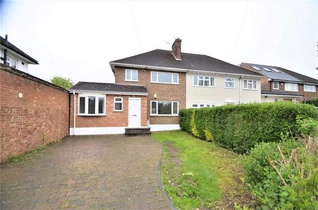 4 Bedrooms Semi Detached House for sale in Featherstone Road, Mill Hill, NW7