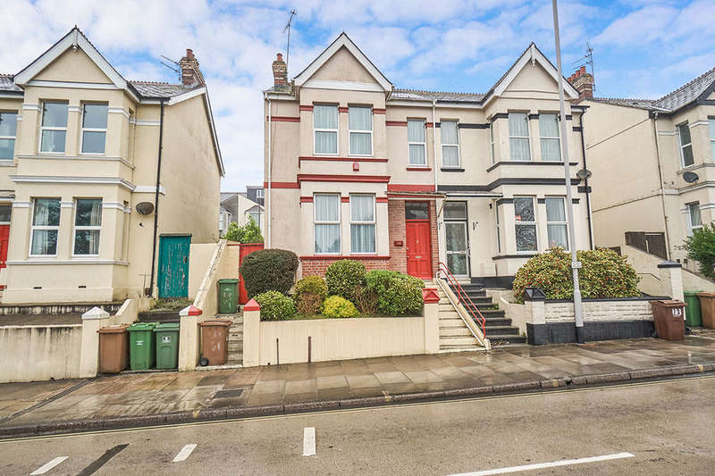 4 Bedrooms Semi Detached House for sale in Outland Road, Plymouth, PL2