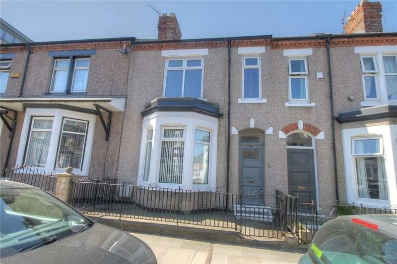 3 Bedrooms Terraced House for sale in Greenbank Road, Darlington, DL3