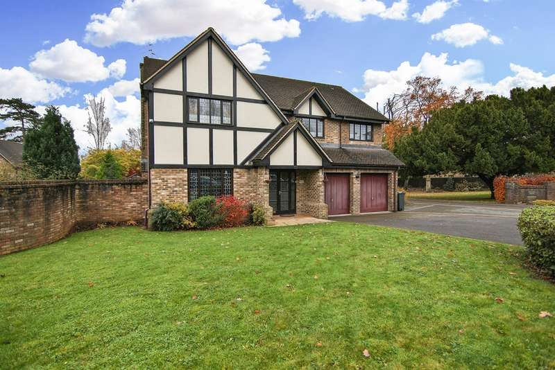 4 Bedrooms Detached House for sale in Clos Elphan, St. Mellons, Cardiff