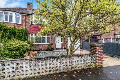 4 Bedrooms Semi Detached House for sale in Ridley Grove, Sale, Trafford