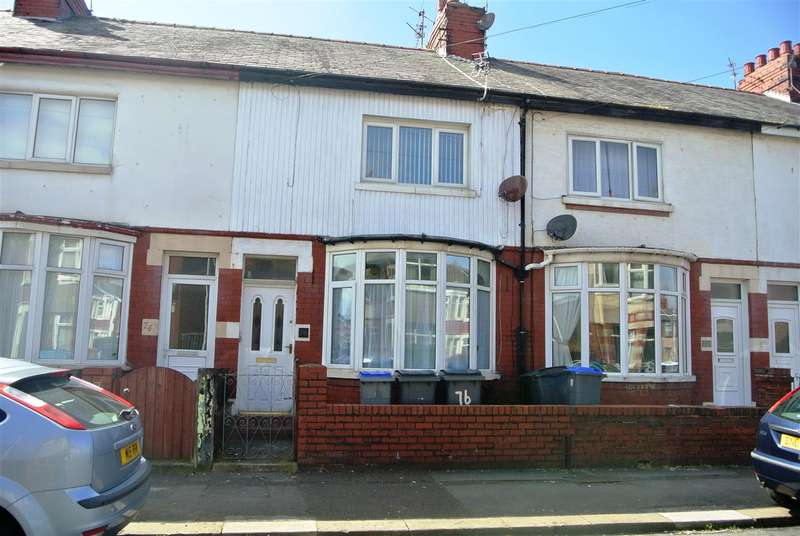 1 Bedroom Apartment Flat for sale in Manchester Road, Blackpool