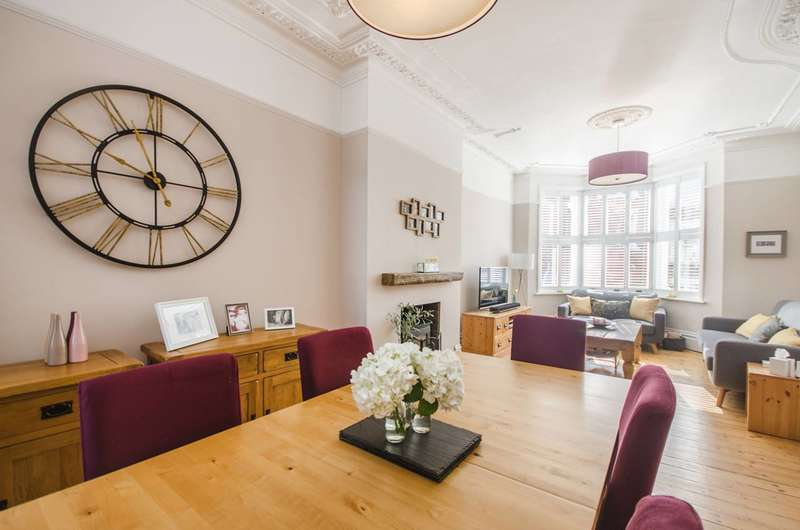 4 Bedrooms House for sale in Tressillian Road, Brockley, SE4
