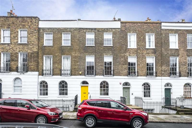 4 Bedrooms Terraced House for sale in Noel Road, London, N1